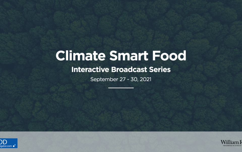 ROBS4CROPS at Digital Summit 2021: The Climate Smart Food
